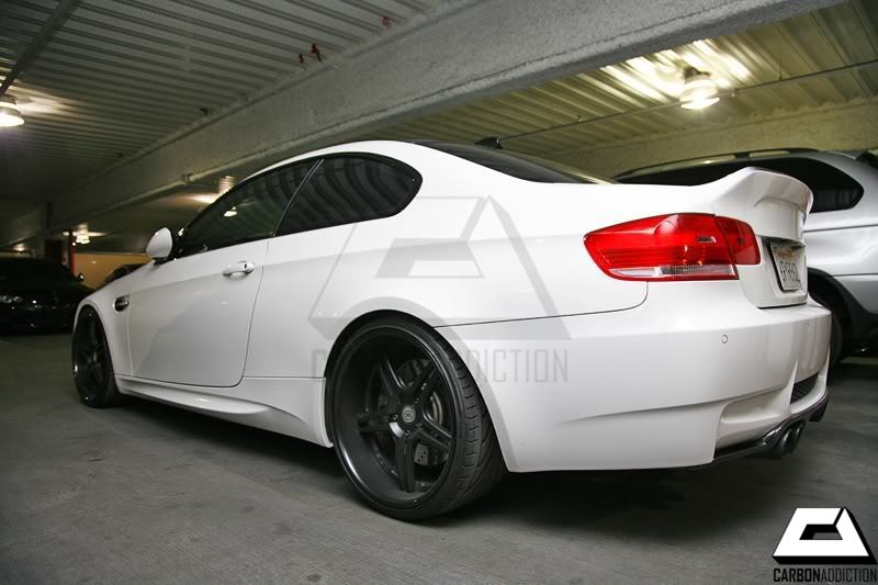 Bmw E92 Amuse Style Carbon Trunk Carbon Addiction