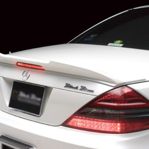 2008-2013 Mercedes Benz R230 SL-Class Wald Sports Line Black Bison Edition Style Trunk Spoiler FRP (7)