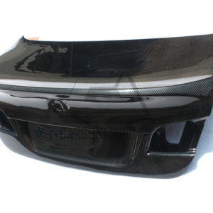 BMW 5-Series F10 F18 CSL Style CF Trunk (1)