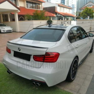 F30 AC Schnitzer Style Carbon Roof Spoiler 3