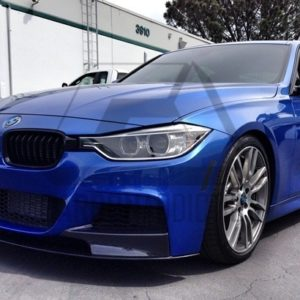 F30 M-Performance Style Carbon Front Lip 4