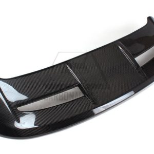 2008-2012 VW Golf MK6 Victory Style Carbon Rear Spoiler (1)