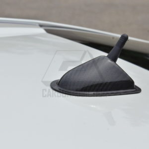 BRZ GT-86 FR-S Dry Carbon Fiber Antenna Base Cover (16)