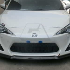 GT86 FT86 FRS ZN6 Bottomline Style Front Lip Actual Fitted Pics (23)