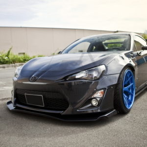 GT86 FT86 ZN6 FRS Greddy X Rocket Bunny Ver.1 Style Front Lip CF (14)