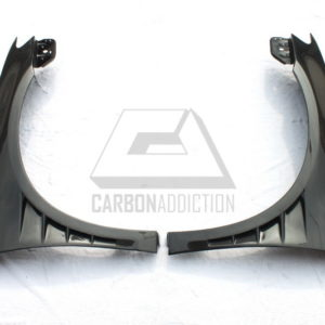 VW Scirocco R Racing Style Front Fender CF (2)