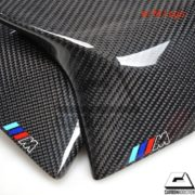 BMW F32 M4 Style Carbon Mirror Cover Replacement (4)