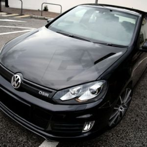 VW Golf MK6 Osir Style Carbon Grille (1)